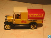 Voitures miniatures - Inconnu - Ford Model A 'Coca-Cola'