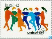 UNICEF 50 années