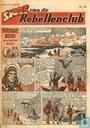 Strips - Sjors van de Rebellenclub (tijdschrift) - 1956 nummer  43