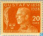 Postzegels - Zweden [SWE] - 20 oranje