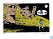 Comic Books - Agent 327 - Dossier Zevenslaper - Dossier zeven