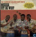 Schallplatten und CD's - Surinam Golden Gate Boys - Muziek uit de West