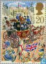Postage Stamps - Great Britain [GBR] - Mayor of London 1189-1989