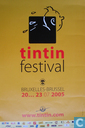 Affiches et posters - Bandes dessinées - Tintin Festival Brussel
