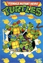 Comic Books - Teenage Mutant Ninja Turtles - De robotoorlog
