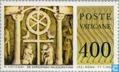 Briefmarken - Vatikanstadt - Sarkophage
