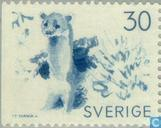 Postage Stamps - Sweden [SWE] - Animals