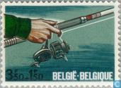 Timbres-poste - Belgique [BEL] - Sports