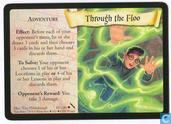 Trading cards - Harry Potter 5) Chamber of Secrets - Through the Floo
