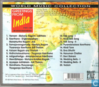Disques vinyl et CD - Artistes variés - Greetings from India