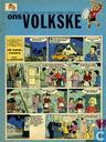 Bandes dessinées - Ons Volkske (tijdschrift) - 1974 nummer  30