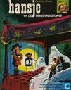 Comic Books - Hansje - Hansje en de prins van Jitomir