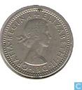 Munten - Verenigd Koninkrijk - Verenigd Koninkrijk 6 pence 1962