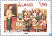 Postage Stamps - Åland Islands [ALA] - 350 years of education