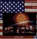 Disques vinyl et CD - Tangerine Dream - Encore (live)