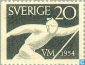 Postage Stamps - Sweden [SWE] - Nordic World Ski Championships