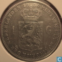 Coins - the Netherlands - Netherlands 1 gulden 1904