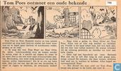 Bandes dessinées - Tom Pouce - Tom Poes ontmoet een oude bekende