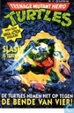 Comic Books - Teenage Mutant Ninja Turtles - Vuur aan de hemel