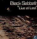 Vinyl records and CDs - Black Sabbath - Live at last