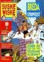 Comic Books - Barnabeer - Suske en Wiske weekblad 4