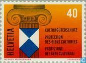 Postage Stamps - Switzerland [CHE] - Cultural protection