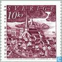 Postzegels - Zweden [SWE] - Stockholm