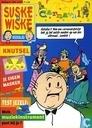 Bandes dessinées - Suske en Wiske weekblad (tijdschrift) - 1996 nummer  9