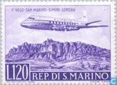 Flight London-Rimini-San Marino