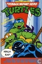 Strips - Teenage Mutant Ninja Turtles - De verloren wereld