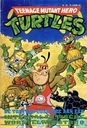 Comic Books - Teenage Mutant Ninja Turtles - Op naar stronk