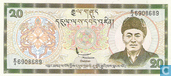 Billets de banque - Royal Monetary Authority of Bhutan - Bhoutan Ngultrum 20