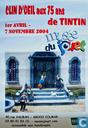 Poster - Comic books - Clin d'oeil aux 75 ans de Tintin - Colmar