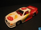 Modelauto's  - Johnny Lightning - Ford Mustang Cobra 'Coca-Cola'