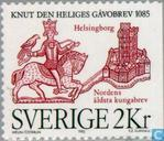Postage Stamps - Sweden [SWE] - Donation by Knut