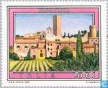 Postage Stamps - Italy [ITA] - Tourism