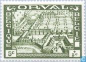 Postage Stamps - Belgium [BEL] - Big Orval