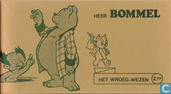 Comic Books - Bumble and Tom Puss - Het Wroeg-wezen