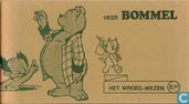 Strips - Bommel en Tom Poes - Het Wroeg-wezen