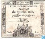 Frankrijk 15 Sols
