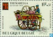 Postage Stamps - Belgium [BEL] - Stamp Exhibition Themabelga