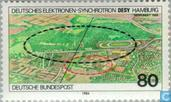 Postage Stamps - Germany, Federal Republic [DEU] - Electron-Synchrotron