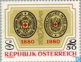 Postage Stamps - Austria [AUT] - Red Cross 100 years