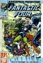 Comic Books - Fantastic  Four - Een bericht uit het heelal
