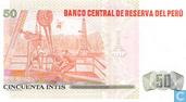 Banknoten  - Banco Central de Reserva del Perú - Peru 50 Intis