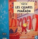 Vinyl records and CDs - Various artists - Tintin: Le cigares du pharaon