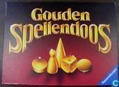 Board games - Gouden spellendoos - Gouden spellendoos