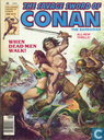 Comic Books - Conan - The Savage Sword of Conan the Barbarian 55