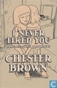 Comic Books - I Never Liked You - I never liked you - A comic-strip narrative