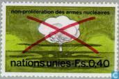 Postage Stamps - United Nations - Geneva - NPT